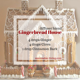 23. Gingerbread House